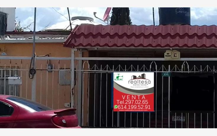 Foto de terreno habitacional en venta en  , las granjas, chihuahua, chihuahua, 2031520 No. 01
