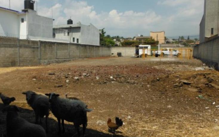 Foto de terreno habitacional en venta en  , las granjas, cuernavaca, morelos, 410993 No. 02