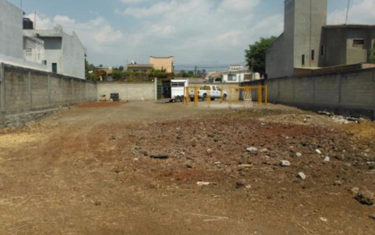 Foto de terreno habitacional en venta en  , las granjas, cuernavaca, morelos, 410993 No. 05