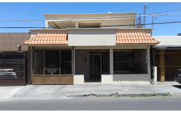 Foto de casa en venta en  , las granjas, hermosillo, sonora, 1823380 No. 01
