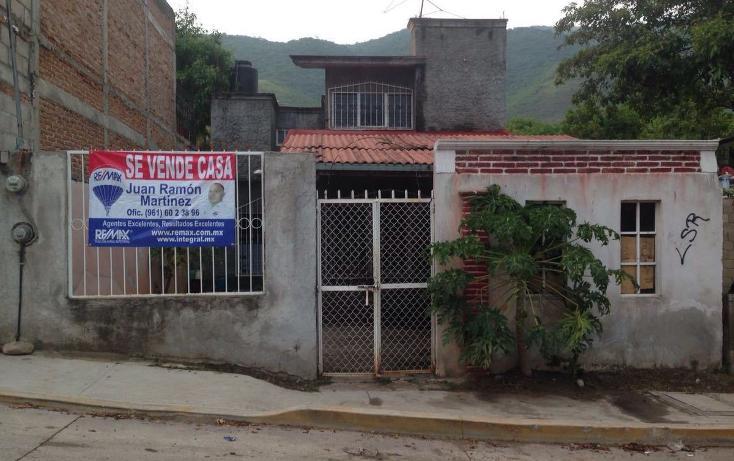 Foto de casa en venta en  , las granjas, tuxtla gutiérrez, chiapas, 2042169 No. 01