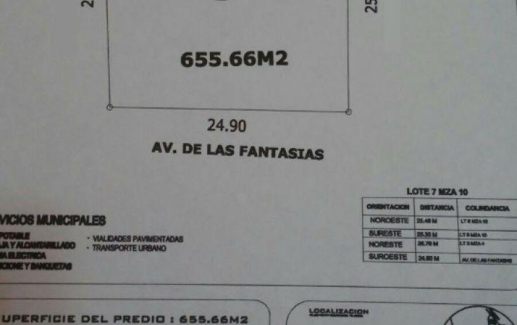 Foto de terreno habitacional en venta en, las hadas, centro, tabasco, 1164723 no 01