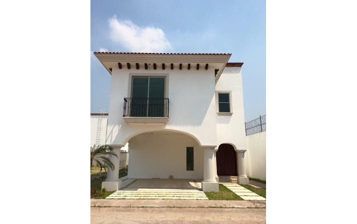 Foto de casa en venta en  , las hadas, centro, tabasco, 1459229 No. 01