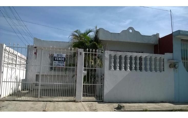 Foto de casa en venta en  , las hortalizas, veracruz, veracruz de ignacio de la llave, 2015642 No. 01