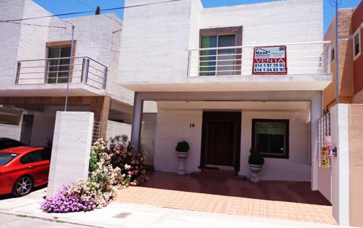 Foto de casa en venta en  , las huertas, chihuahua, chihuahua, 1645612 No. 13