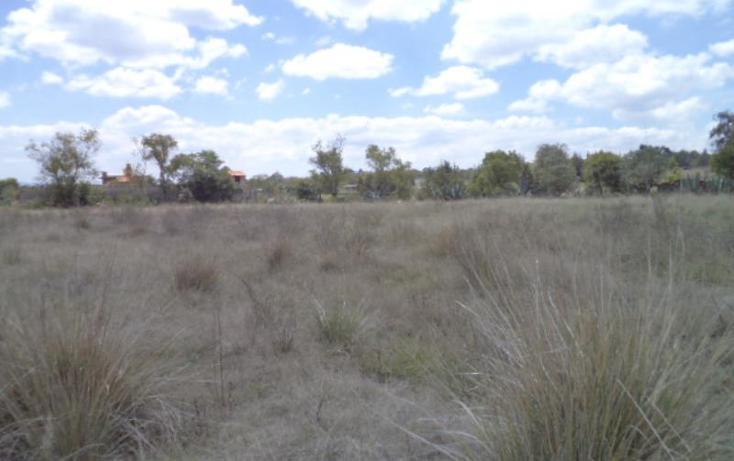Foto de terreno habitacional en venta en  , las huertas, jilotepec, méxico, 846115 No. 01