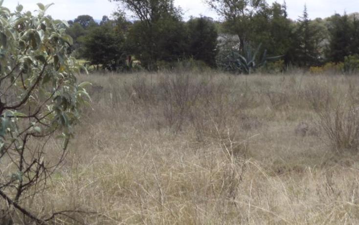 Foto de terreno habitacional en venta en  , las huertas, jilotepec, méxico, 846115 No. 03