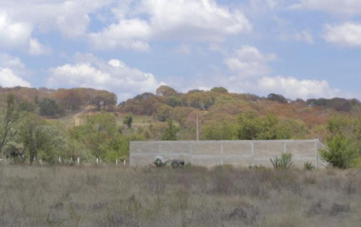 Foto de terreno habitacional en venta en  , las huertas, jilotepec, méxico, 846115 No. 06
