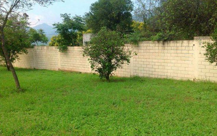Foto de rancho en venta en  , las huertas, santiago, nuevo león, 1248899 No. 04