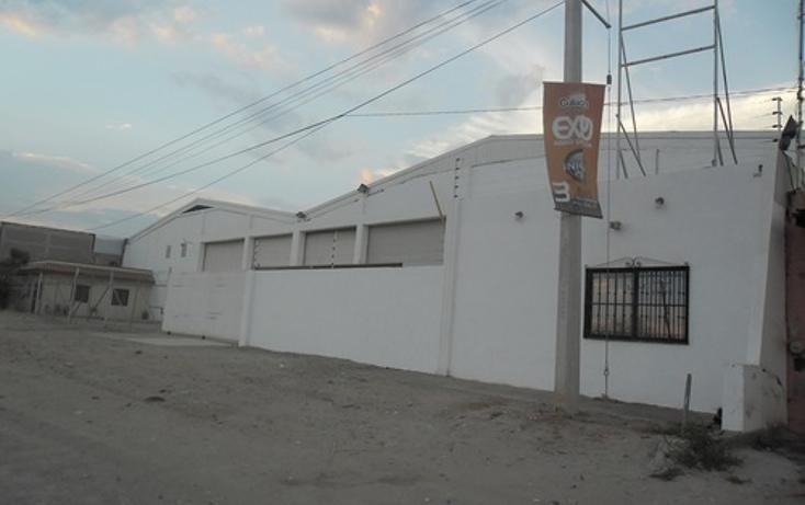 Foto de nave industrial en renta en  , las ilusiones, culiacán, sinaloa, 1066963 No. 01