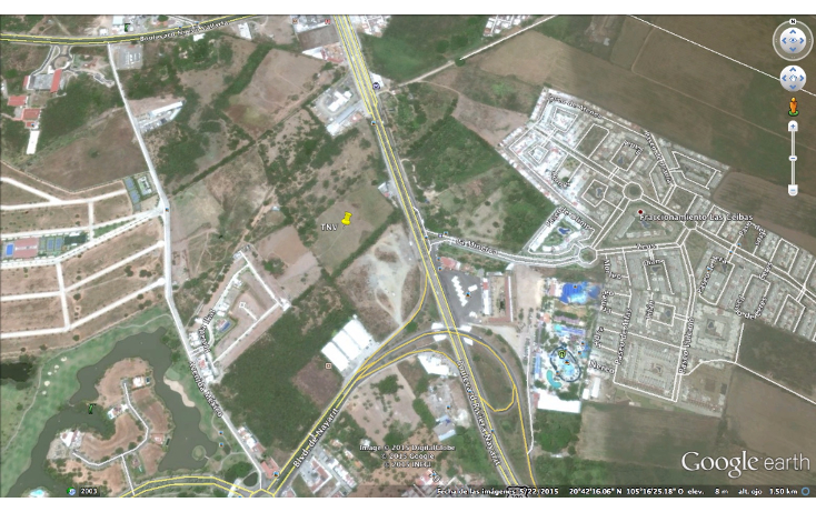 Foto de terreno comercial en venta en  , las jarretaderas, bah?a de banderas, nayarit, 1466103 No. 03