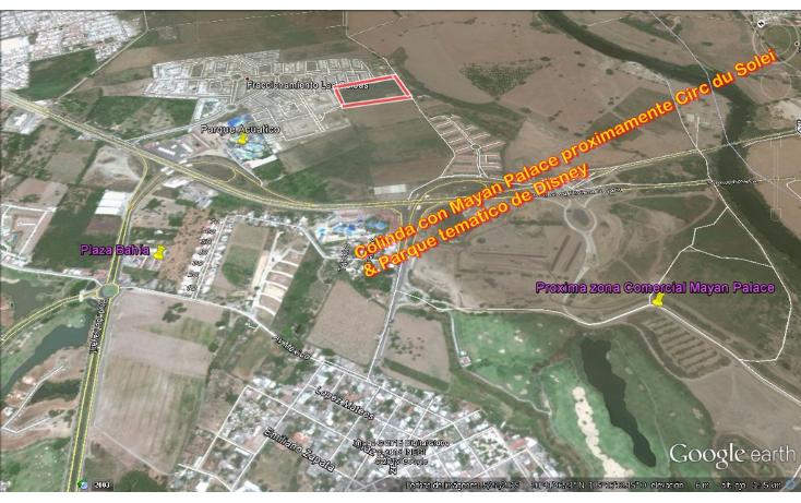 Foto de terreno comercial en venta en  , las jarretaderas, bahía de banderas, nayarit, 1655509 No. 02