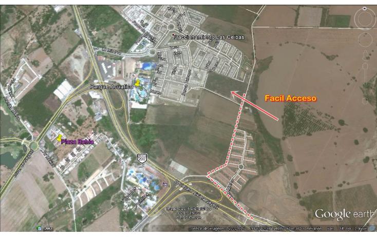 Foto de terreno comercial en venta en  , las jarretaderas, bahía de banderas, nayarit, 1655509 No. 03