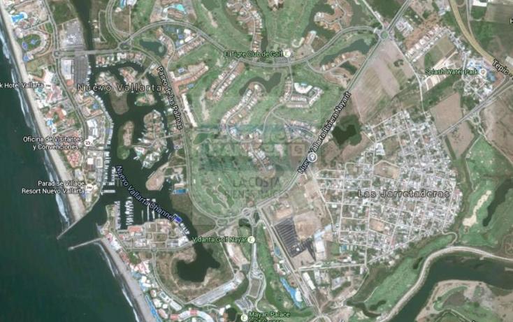 Foto de terreno comercial en venta en  , las jarretaderas, bahía de banderas, nayarit, 1844138 No. 01