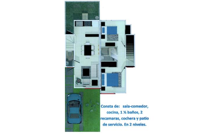 Foto de casa en venta en  , las julias, san luis potosí, san luis potosí, 1276065 No. 02