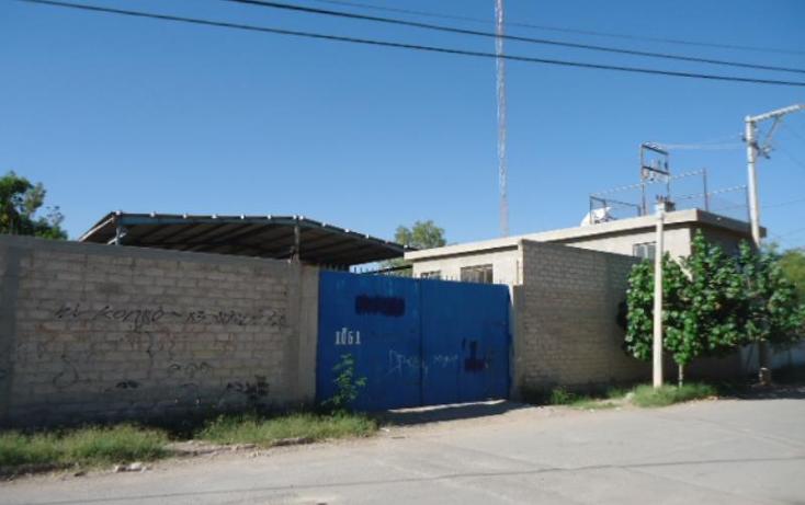 Foto de nave industrial en venta en  , las julietas, torreón, coahuila de zaragoza, 609703 No. 02