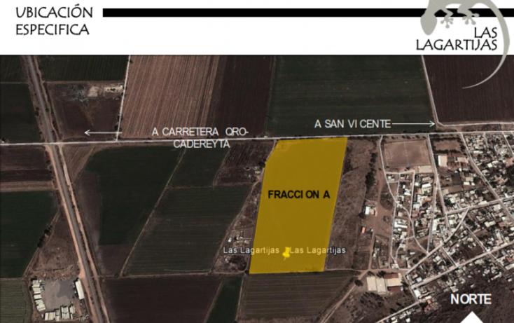Foto de terreno habitacional en venta en las lagartijas camino a san idelfonso, balcones coloniales, querétaro, querétaro, 1005933 no 04