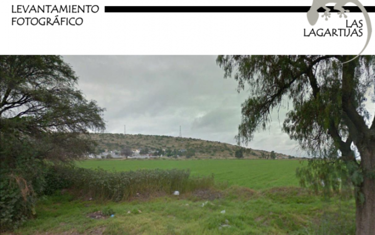 Foto de terreno habitacional en venta en las lagartijas camino a san idelfonso, balcones coloniales, querétaro, querétaro, 1005933 no 08
