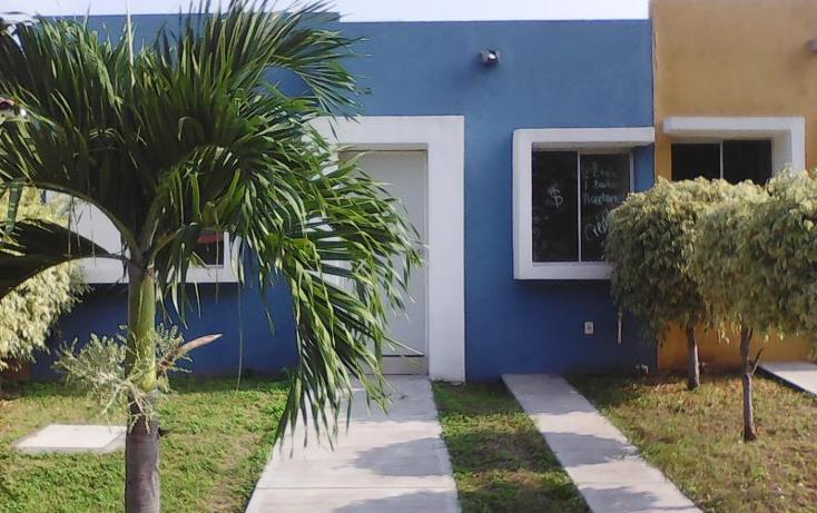 Foto de casa en venta en  , las lagunas, villa de ?lvarez, colima, 1517762 No. 01