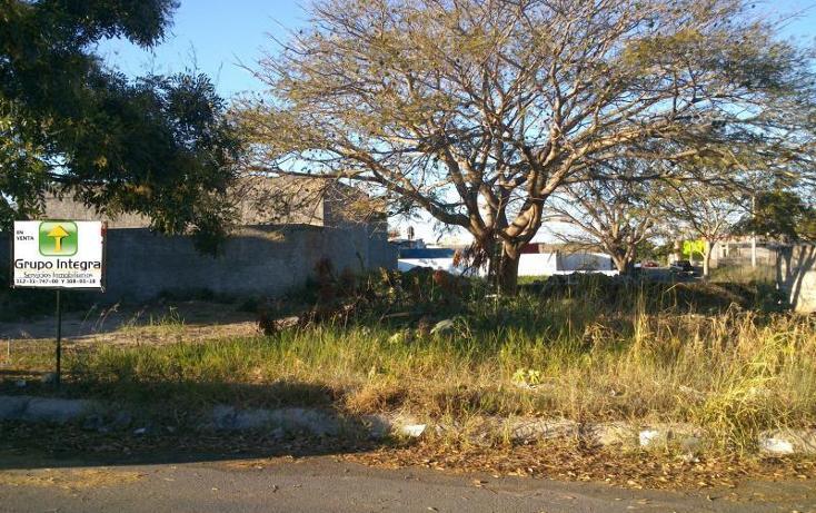 Foto de terreno habitacional en venta en  , las lagunas, villa de álvarez, colima, 1819354 No. 01