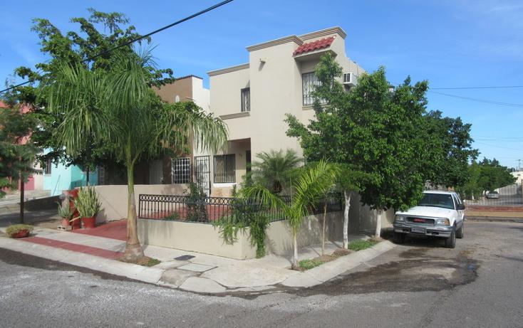 Foto de casa en venta en  , las lomas del sur, hermosillo, sonora, 1484829 No. 01