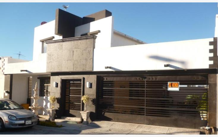 Foto de casa en venta en  , las lomas sector bosques, garcía, nuevo león, 1320471 No. 01