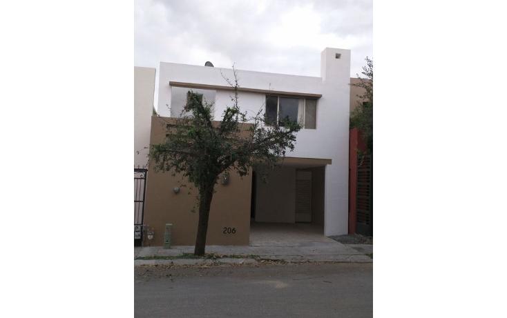 Foto de casa en venta en  , las lomas sector bosques, garcía, nuevo león, 1644574 No. 01