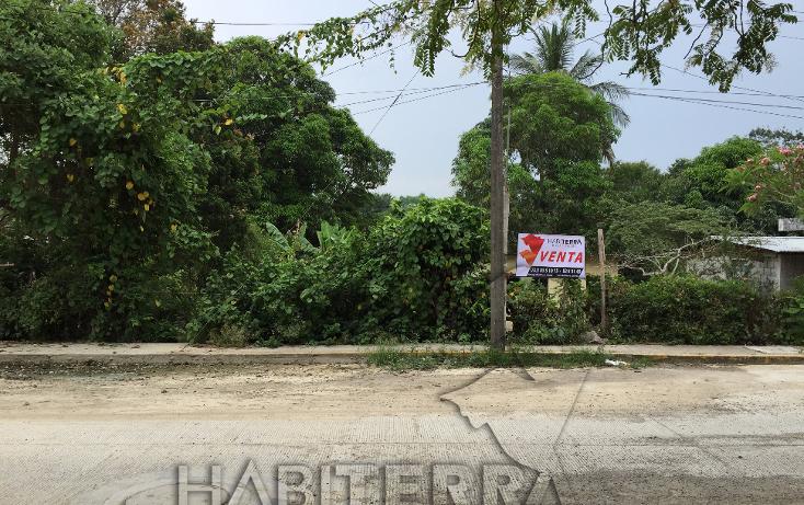Foto de terreno habitacional en venta en  , las lomas, tuxpan, veracruz de ignacio de la llave, 1199987 No. 01