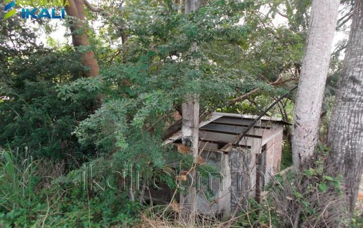 Foto de terreno habitacional en venta en  , las lomas, tuxpan, veracruz de ignacio de la llave, 1642144 No. 12