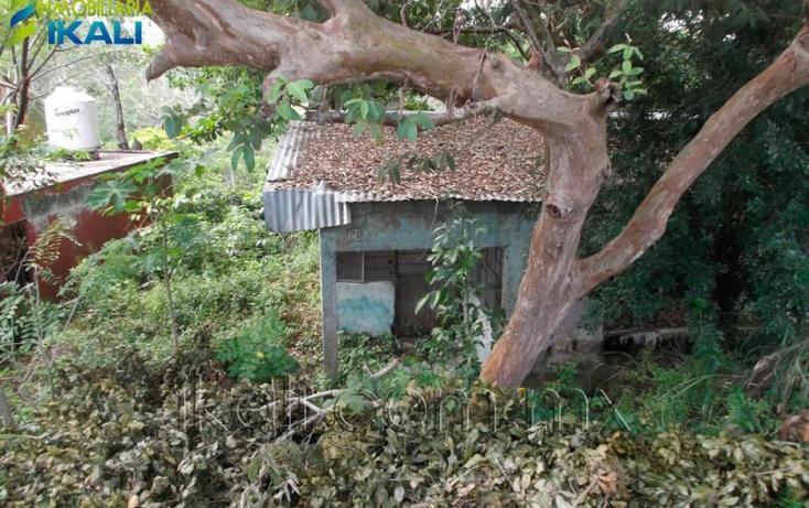 Foto de terreno habitacional en venta en  , las lomas, tuxpan, veracruz de ignacio de la llave, 1642144 No. 14