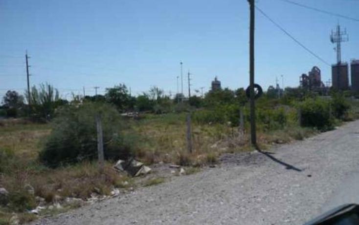 Foto de terreno industrial en venta en  , las luisas, torreón, coahuila de zaragoza, 400274 No. 03