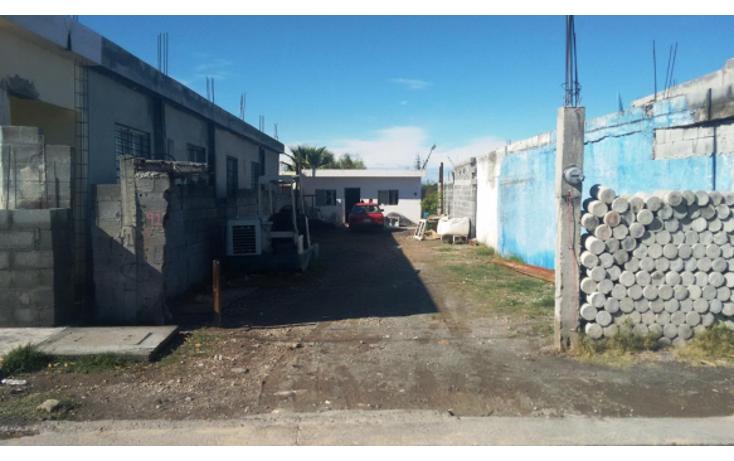 Foto de terreno habitacional en venta en  , las malvinas, general escobedo, nuevo le?n, 2016026 No. 01