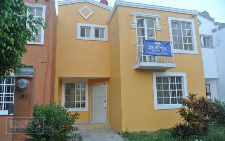Foto de casa en venta en las mandarinas, fracc los naranjos, el dorado, nacajuca, tabasco, 1930925 no 01