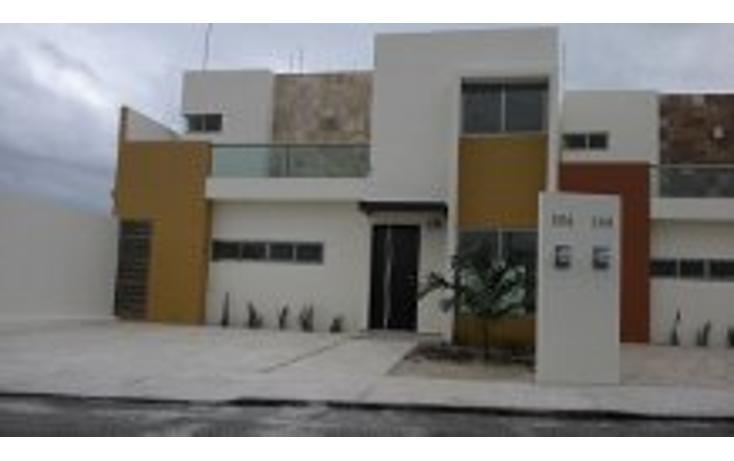 Foto de casa en venta en  , las margaritas de cholul, mérida, yucatán, 1090671 No. 01