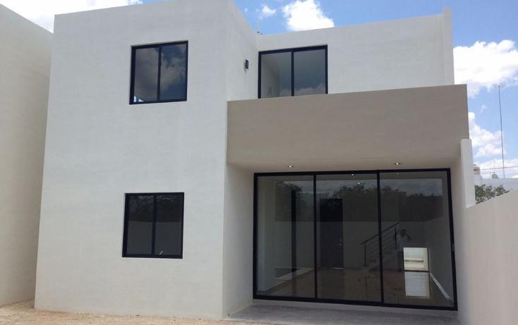 Foto de casa en venta en  , las margaritas de cholul, m?rida, yucat?n, 1145295 No. 01