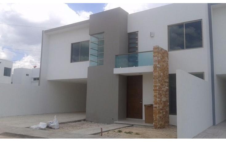 Foto de casa en venta en  , las margaritas de cholul, m?rida, yucat?n, 1146835 No. 01