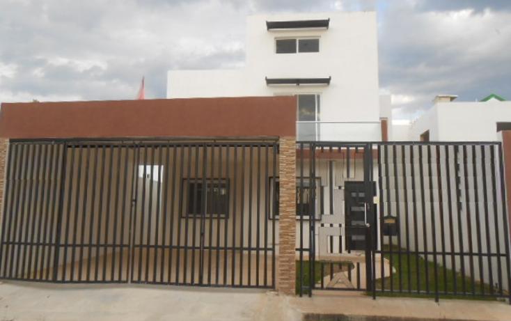 Foto de casa en venta en  , las margaritas de cholul, m?rida, yucat?n, 1150221 No. 01