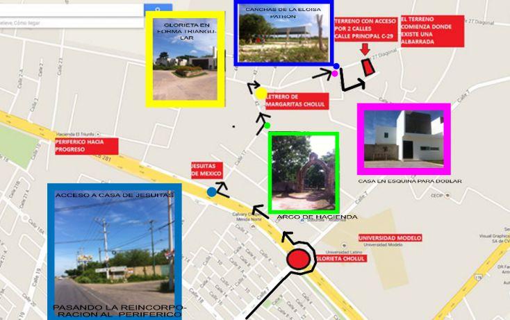 Foto de casa en venta en, las margaritas de cholul, mérida, yucatán, 1191451 no 03