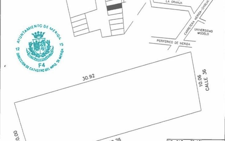 Foto de terreno habitacional en venta en  , las margaritas de cholul, mérida, yucatán, 1196303 No. 02
