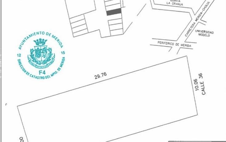 Foto de terreno habitacional en venta en  , las margaritas de cholul, mérida, yucatán, 1196303 No. 04
