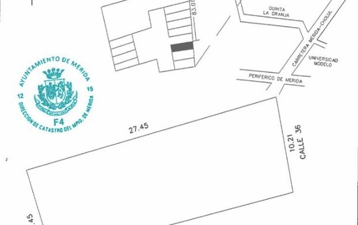 Foto de terreno habitacional en venta en  , las margaritas de cholul, mérida, yucatán, 1196303 No. 05