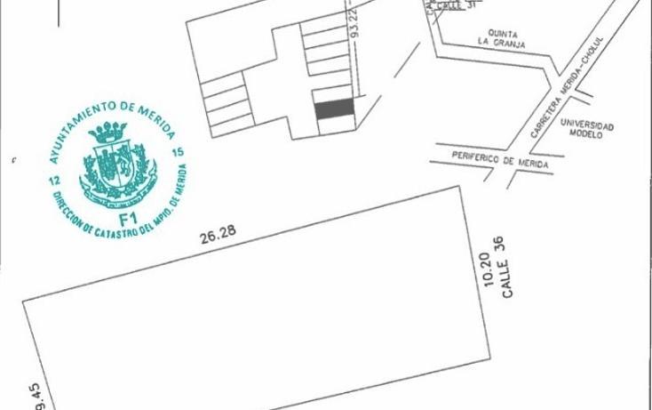 Foto de terreno habitacional en venta en  , las margaritas de cholul, mérida, yucatán, 1196303 No. 06