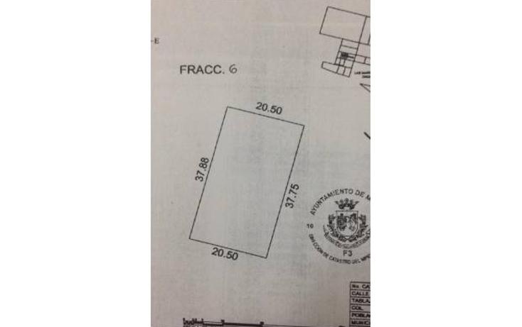 Foto de terreno habitacional en venta en  , las margaritas de cholul, mérida, yucatán, 1199145 No. 02