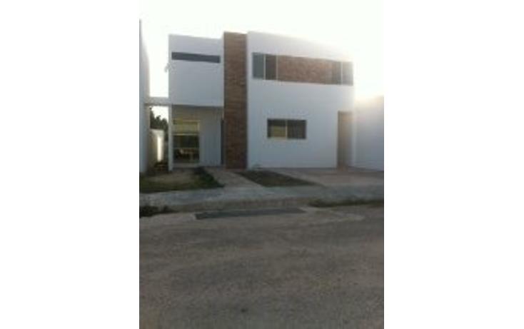 Foto de casa en venta en  , las margaritas de cholul, mérida, yucatán, 1228603 No. 01