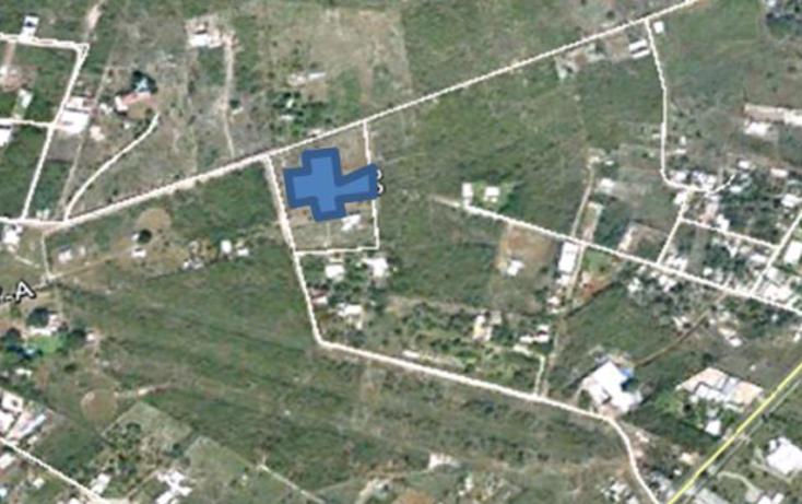 Foto de terreno habitacional en venta en  , las margaritas de cholul, mérida, yucatán, 1250601 No. 02