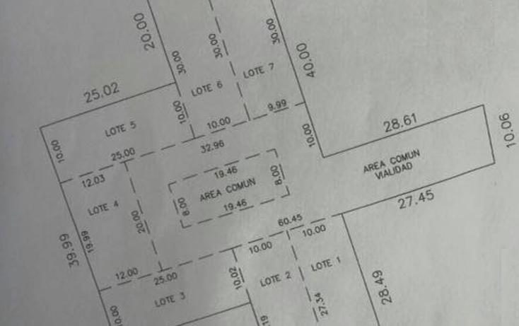 Foto de terreno habitacional en venta en  , las margaritas de cholul, mérida, yucatán, 1250601 No. 03