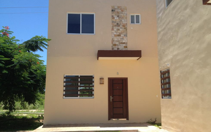 Foto de casa en renta en  , las margaritas de cholul, mérida, yucatán, 1254857 No. 01