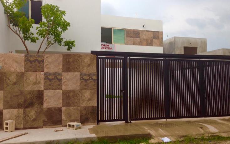 Foto de casa en venta en  , las margaritas de cholul, mérida, yucatán, 1265385 No. 01