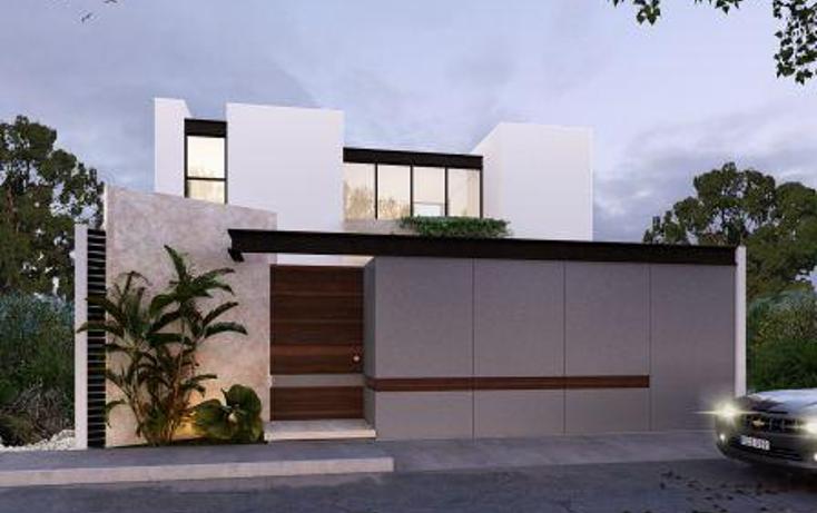 Foto de casa en venta en  , las margaritas de cholul, mérida, yucatán, 1267105 No. 01
