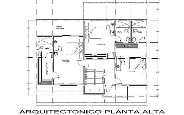 Foto de casa en venta en  , las margaritas de cholul, m?rida, yucat?n, 1291281 No. 03